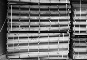 Trockenkammer Holztrocknung