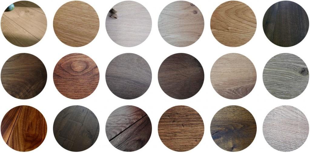 Beispiele Oberflächenbehandlung